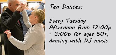 Tuesday Afternoon Tea Dance